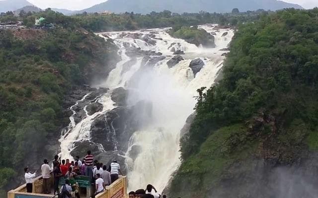 Places Near Bangalore To Shivanasamudra Falls