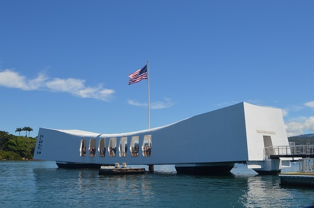 Pearl Harbor Hawaii