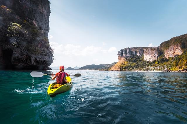 Water Sports In Krabi Thailand Attractions