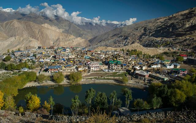 Offbeat Places In Spiti Valley Tours: Nako Village