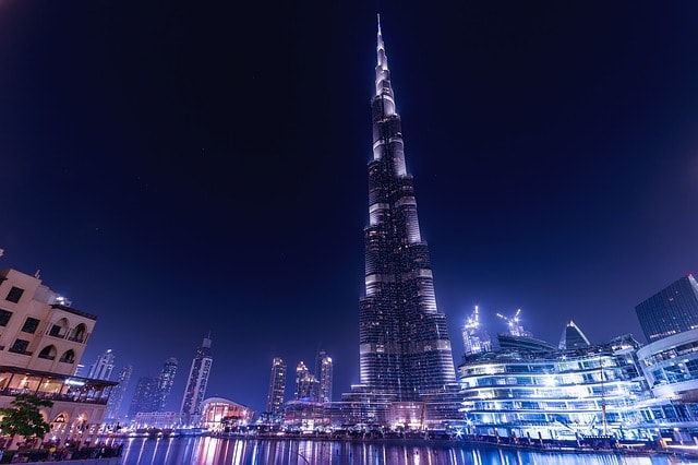 Burj Khalifa Facts
