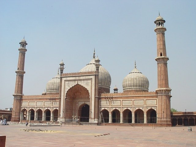 Jama Masjid Information Delhi Tourist Places