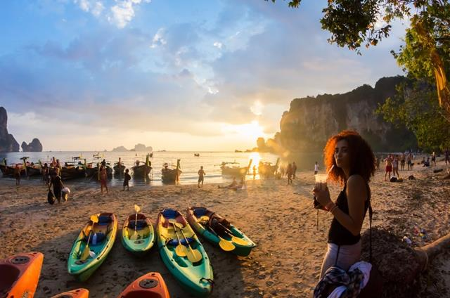 Party Hubs In Krabi Thailand Attractions