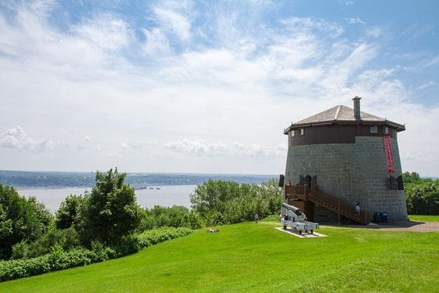 Famous Places In Canada The Plains Of Abraham Museum And The Battlefields Park