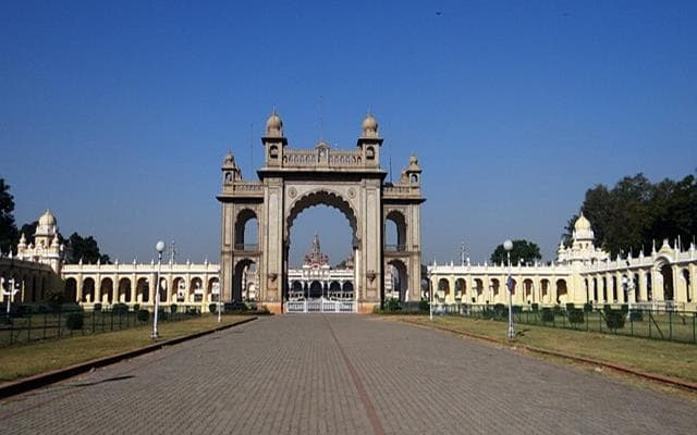 Tourist Places Near Bangalore Mysore
