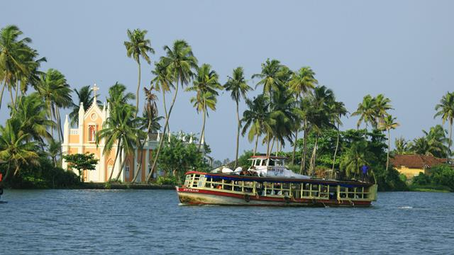 Tourist Places Near Bangalore Kumarakom Tourism