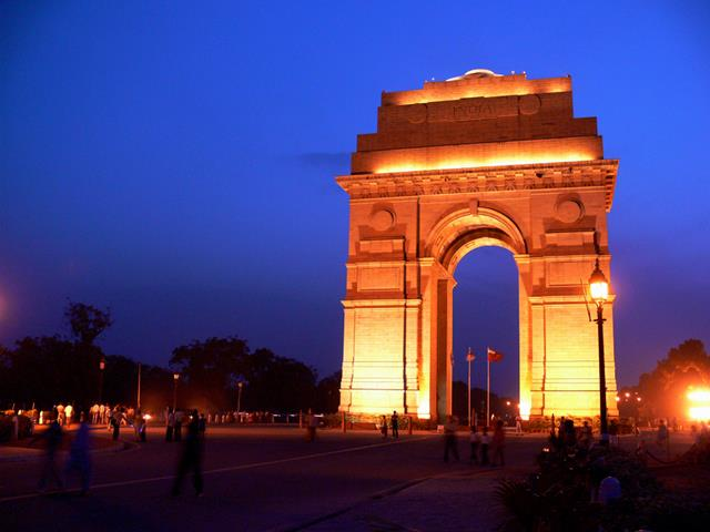 India Gate Delhi Tourism