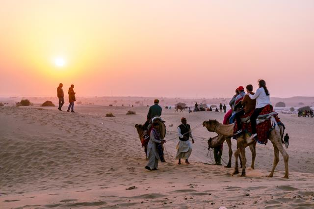 Bikaner Desert Tour And Bikaner Tourist Places