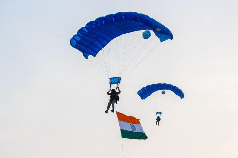 Skydiving In India And Cost Of Skydiving In India