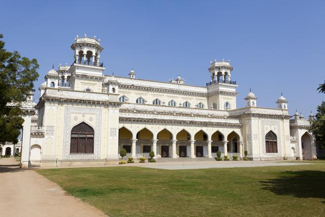 Tourist Place In Hyderabad Tourism: Chowmahalla Palace Information