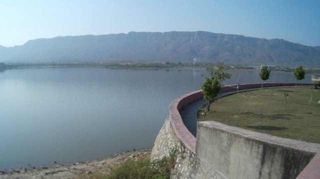 Ajmer Places To Visit: Foy Sagar Lake