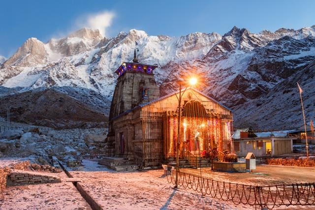 Kedarnath Tourism Tourist Places Near Delhi Within 500 Kms