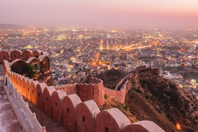Nahargarh Fort History Places To Visit In Jaipur India