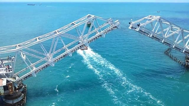 Pamban Bridge Rameshwaram Places To Visit
