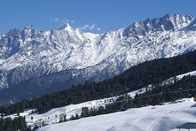 Auli Tourism Place To Visit Near Delhi Within 400 Km