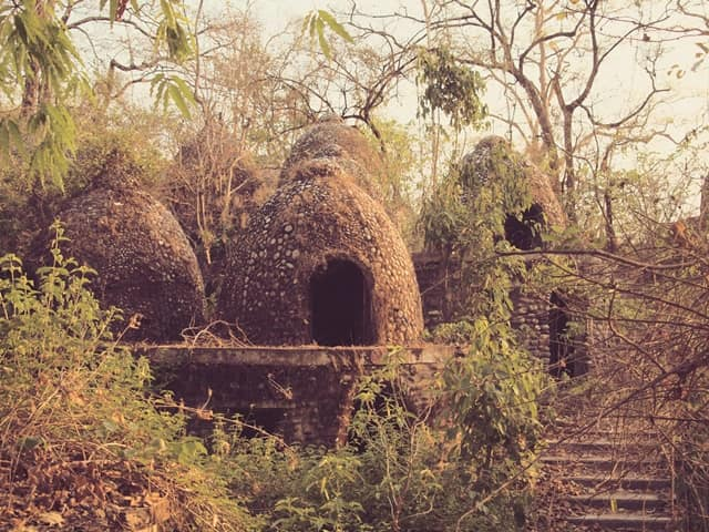 The Beatles Ashram Rishikesh Uttarakhand