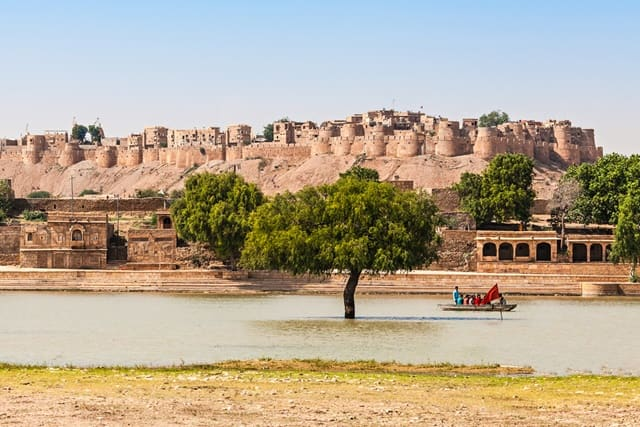 Jaisalmer Fort A Places To Visit In Jaisalmer Tourism