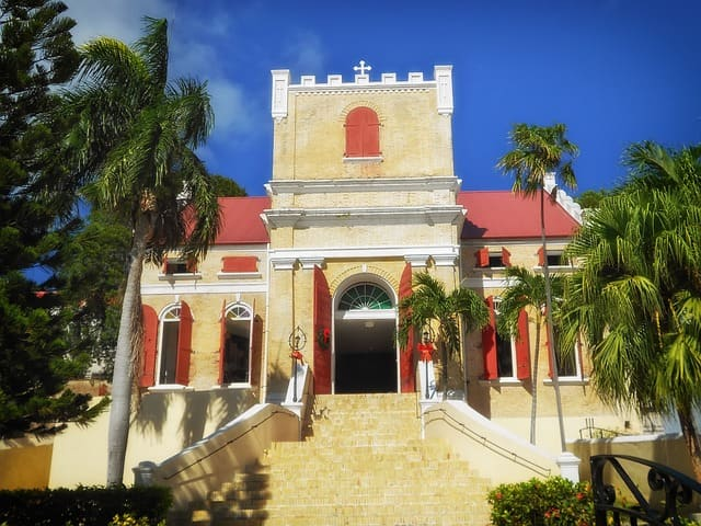 Things To Do In St Thomas Synagogue