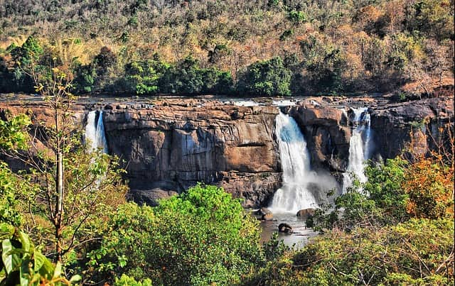 Kunchikal Falls Best Shimoga Visiting Places