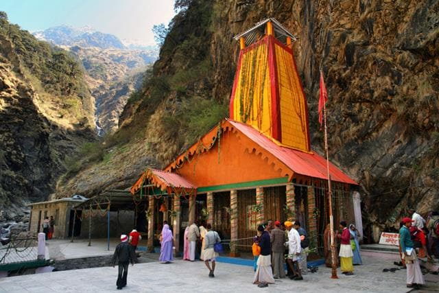 Yamunotri Dham Tourist Places Near Delhi Within 500 Kms
