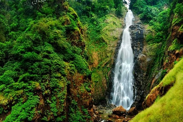 Shimoga Visiting Places: Dabbe Falls