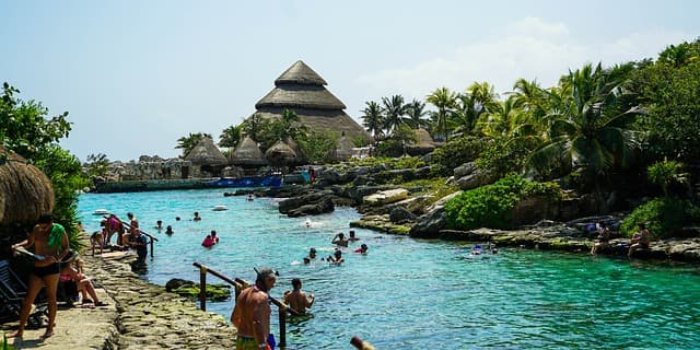 Attractions In Cancun Xcaret Island