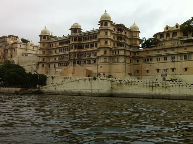 City Palace Museum Udaipur India Points Of Interest