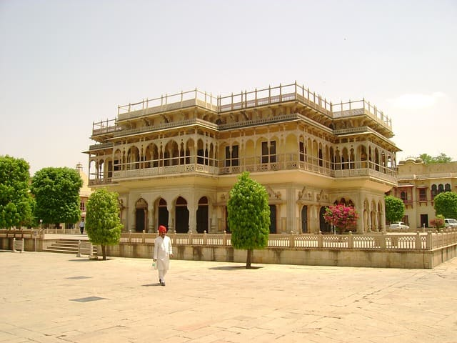 Mubarak Mahal Jaipur Places To Visit In Jaipur Pink City