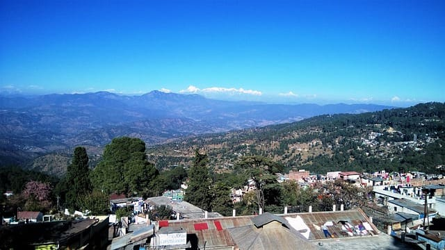 Ranikhet Tourism Place To Visit Near Delhi Within 400 Km