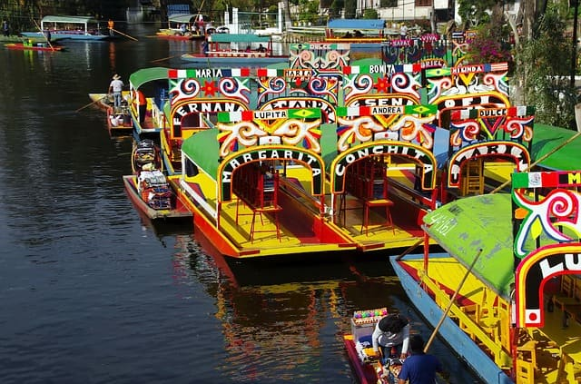 Xochimilco Floating Gardens Things To Do In Cancun For Couples