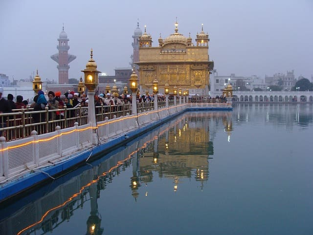 Amritsar Tourism Tourist Places Near Delhi Within 500 Kms