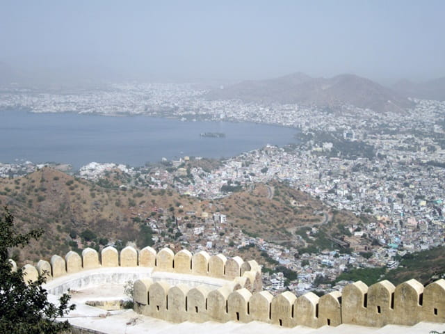Taragarh Fort Ajmer Places To Visit