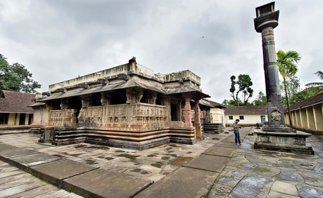 Keladi Temple Famous Shimoga Visiting Places