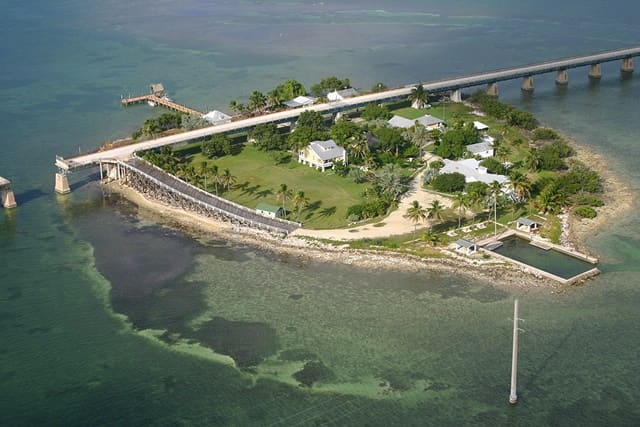 Things To Do In Florida Keys Vacations: Pigeon Key Foundation