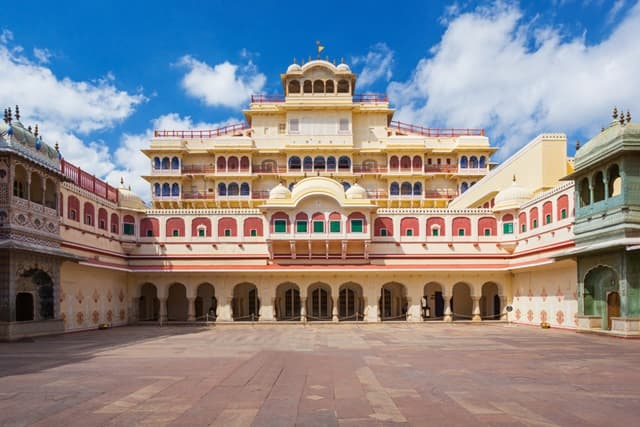 Chandra Mahal Jaipur Places To Visit In Jaipur Tourism