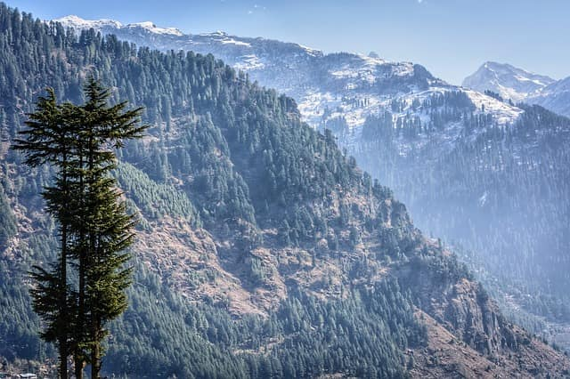 Places To Visit Near Delhi Within 600 Kms: Dharamshala Tourism