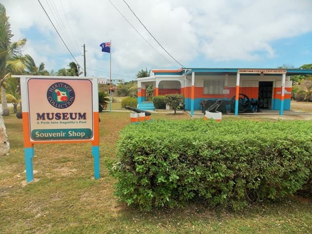 Heritage Collection Museum Anguilla