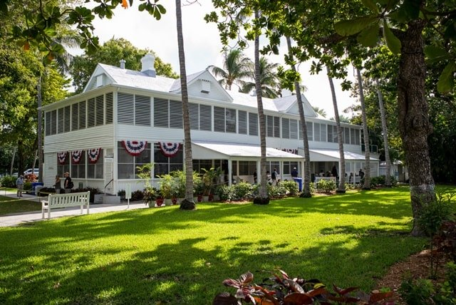 Harry Truman Little White House Key West Florida