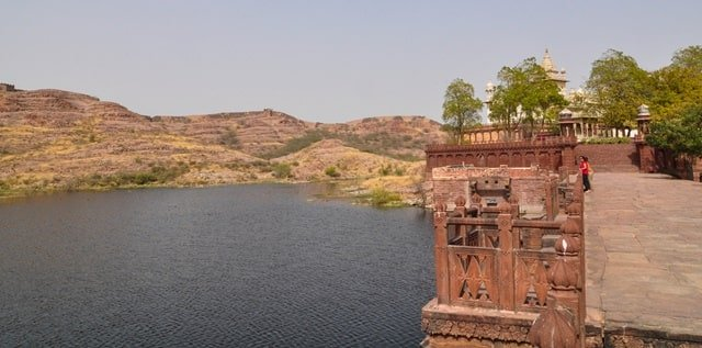 Tourist Places To Visit In Jodhpur Tourism: Balsam and Lake
