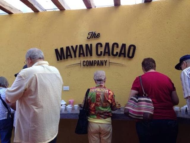 Mayan Cacao Company Chocolate Tour Things To Do In Cozumel Mexico