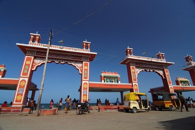 Rameshwaram Places To Visit: Agnitheertham
