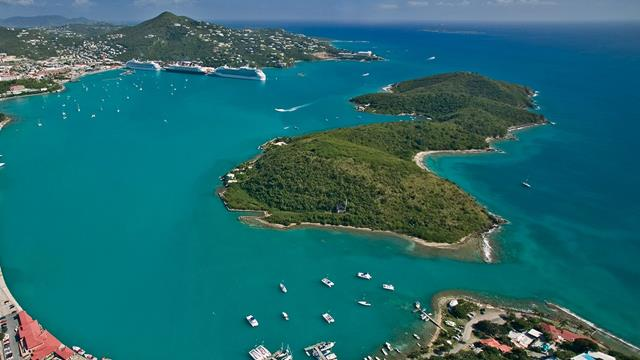 Hassel Island St Thomas Things To Do
