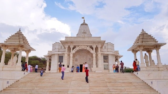 Places To Visit In Jaipur Pink City: Birla Mandir Jaipur History