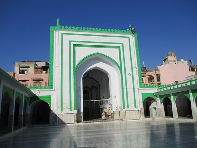 Akbari Masjid Ajmer Places To Visit
