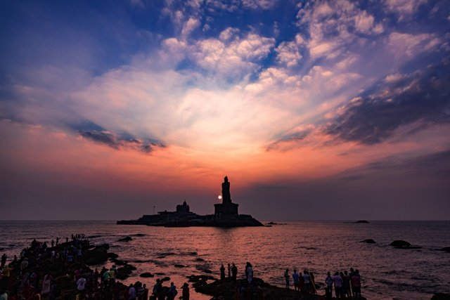 Kanyakumari Tourism: Kanyakumari Places To Visit