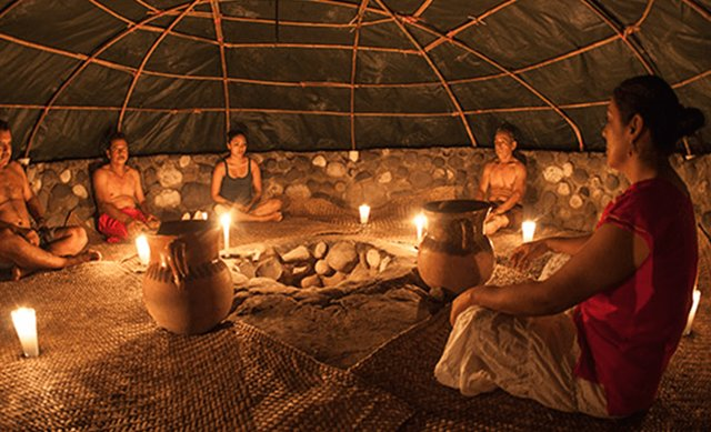 Witness The Temazcal Mayan Ceremony