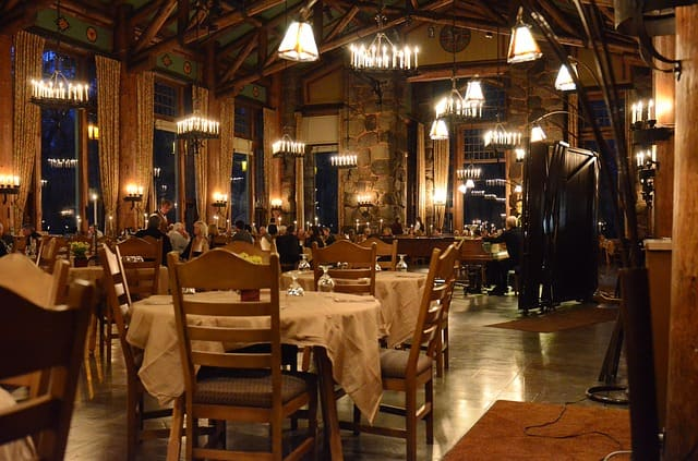 Dine At The Historic Restaurants