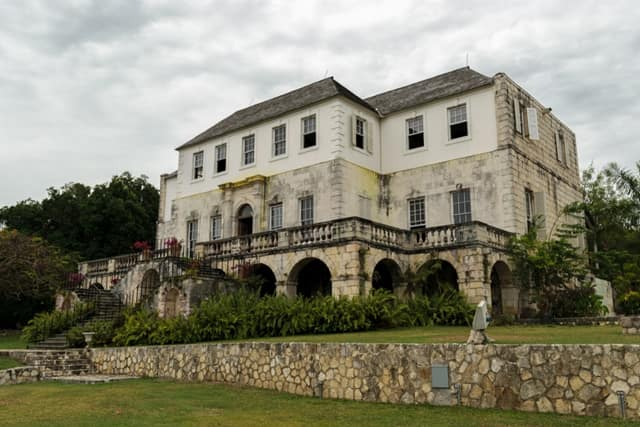 Rose Hall Jamaica Haunted House