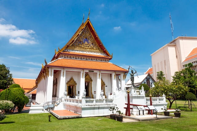 A Visit To The Bangkok National Museum