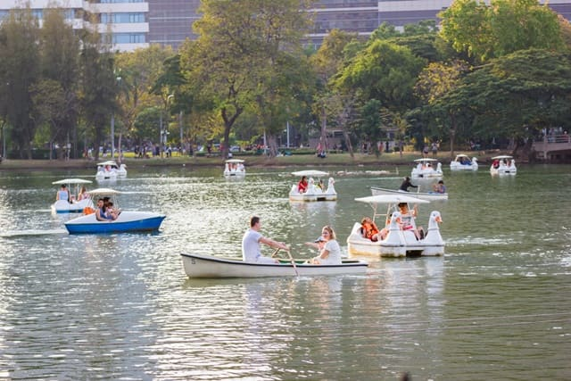 Lumpini Park Events